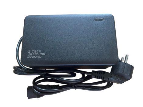 Akkumulátor Töltő elektromos kerékpárhoz 36 V 2,0 Ah Lapos T