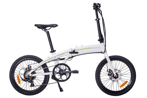 Ztech ZT-74 folding electric bicycle