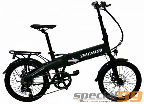 Special99 eRunner Elektrofahrrad 36 Volt 250 Watt schwarz