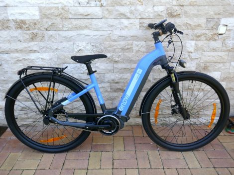 EFLOW PM-2 Vienna pedals electric bicycle