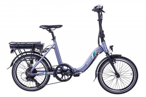 Z-Tech ZT-71 Urban Free electric folding bike 36V 250W