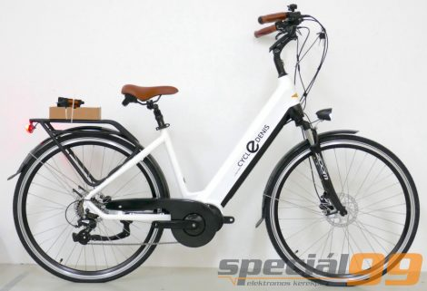 Gepida Crisia 1000 Nexus 7 e-Bike Bafang mid-engine