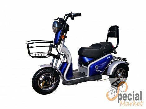 Polymobil E-MOB 10 elektromos háromkerekű robogó tricikli