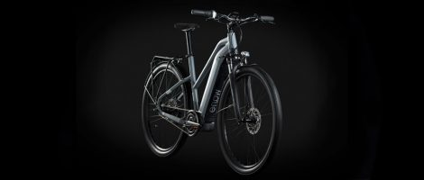 EFLOW PM-2 Geneva pedals electric bicycle in 2019