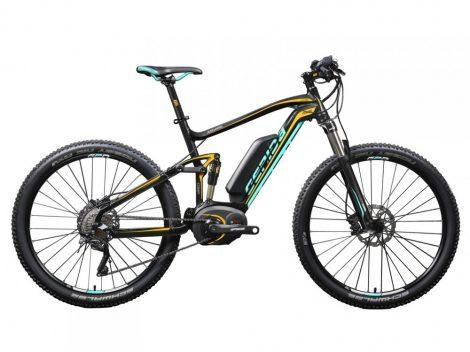 Gepida Asgard FS Comp MTB 650B Performance E-Bike