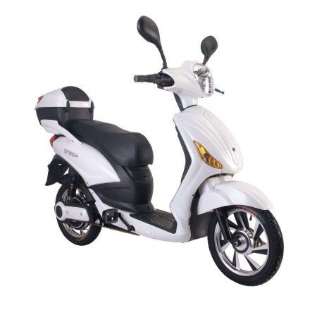Ztech ZT-09 Classic + elektrisches Fahrrad, Roller 500W Lithium