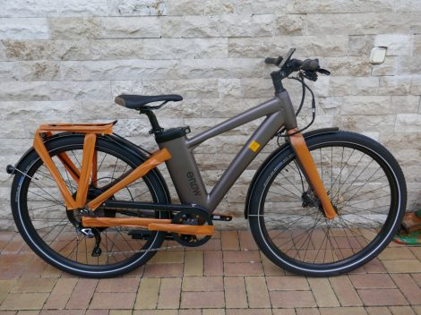 EFLOW CR-2 pedelec electric bicycle in 2019