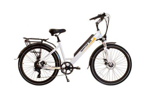 Special99 eCity elektromos kerékpár 2018 modell
