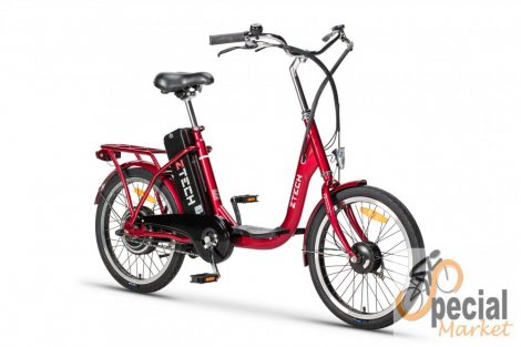 Ztech ZT-07 electric bike lithium