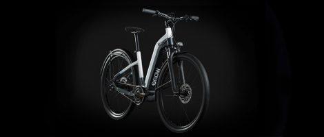 EFLOW PM-2 Paris pedals electric bicycle