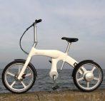 Ztech ZT-19 B Quicky elektromos kerékpár robogó 300W