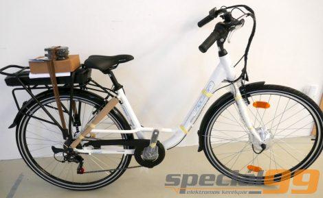 Neuzer Zagon E-Trekking MXUS 17 weiß