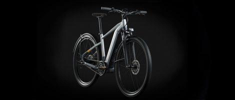 EFLOW PM-2 Copenhagen pedals electric bicycle
