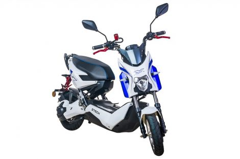 Ztech ZT-21 X-Ride electric scooter 1200W