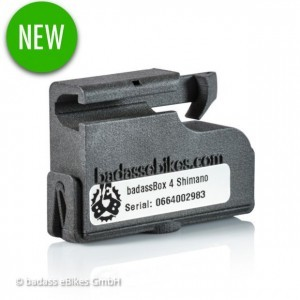SHIMANO Steps ebike elektromos tuning készlet