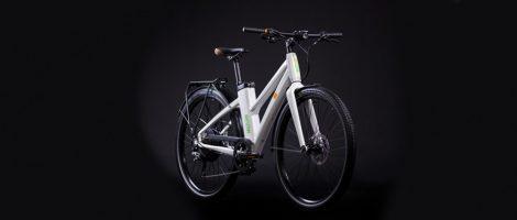 EFLOW CR-2ST pedelec elektromos kerékpár