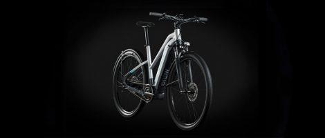 EFLOW PM-2 Amsterdam pedals electric bicycle