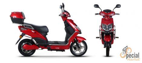 RKS ECO Rider-MX PRO elektromos kerékpár, robogó Litium-Ion EURO4, EEC