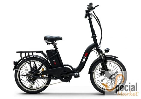 RKS GT25 folding electric bicycle