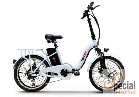 RKS GT25 összecsukható elektromos kerékpár 2021