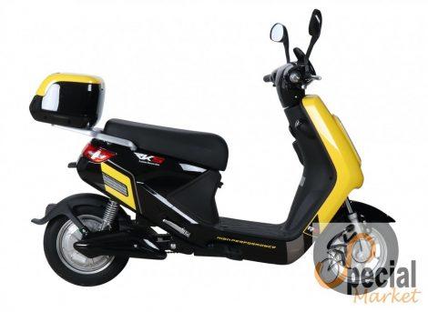 RKS R8 elektromos kerékpár 20 Ah Litium akku