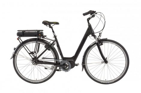 Gepida Reptila 1000 Nexus 7 2018 e-Bike Bafang mid-engine