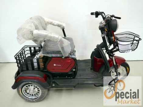 Polymobil E-MOB 09 electric tricycle scooter tricycle
