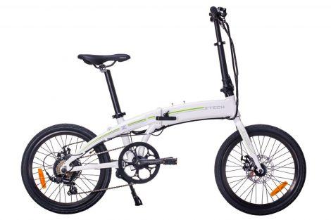 Ztech ZT-74 Klapp-Elektro-Fahrrad
