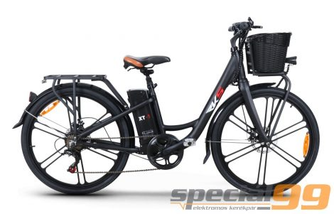 RKS XT1 elektromos kerékpár Litium-Ion