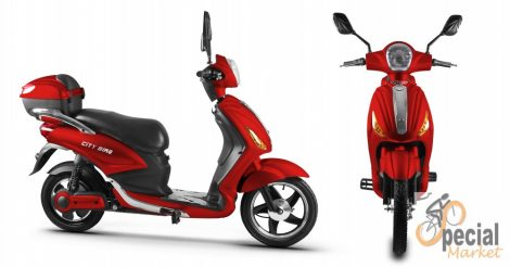 Special99 Citybike elektromos kerékpár redkívüli AKCIÓ