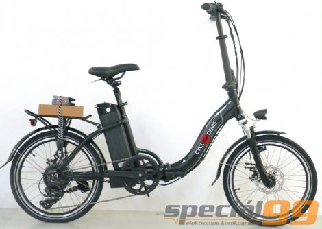 CycleDenis Fold folding electric bicycle