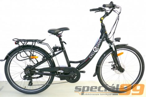 Denis Urban elektromos kerékpár Litium-Ion 2021