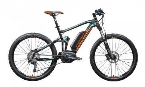Gepida Asgard 1000 FS Pro XT 11 MTB Performance CX E-Bike