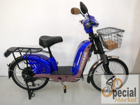 Tornádó TRD026 elektromos kerékpár 300W 36 Volt