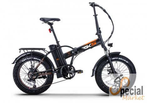 RKS RS-IV folding FatBike electric bike 48V 14.5 Ah