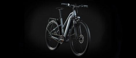 EFLOW PM-2 Geneva pedelec elektromos kerékpár