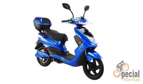 Ztech ZT-27 electric bicycle, scooter