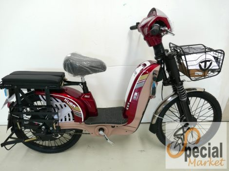 Cuba KM5-S electric bicycle 48 V new model