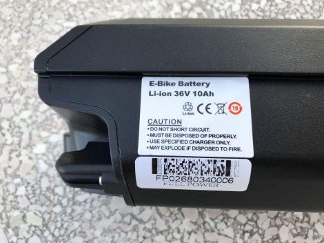 Lithium-Ionen-Batterie-elektrisches Fahrrad eCity 36 V 10 Ah