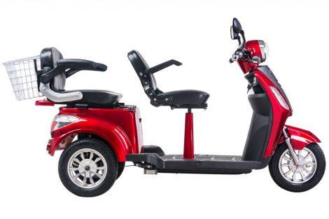 Ztech ZT-18 Trilux Elektro-Zweirad