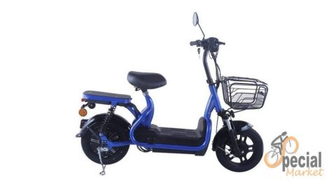 Ztech ZT-06 Liberty electric bike 48V 12Ah 480 Watt