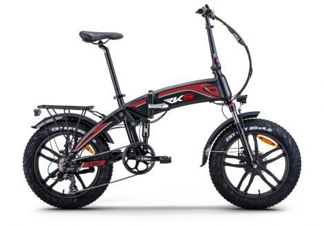 RKS TNT15 összecsukható FatBike elektromos kerékpár 2021-es
