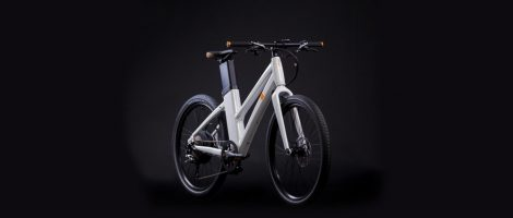 EFLOW ER-2 / ST pedals electric bicycle