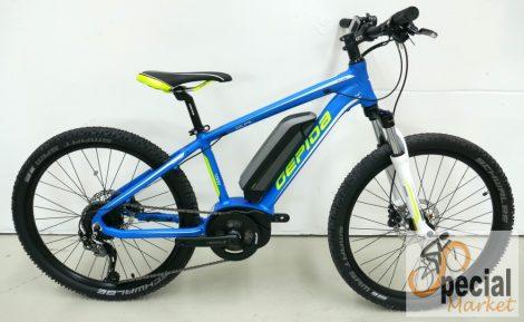 Gepida Gilpil 1000 Alivio 9 elektromos kerékpár BOSCH