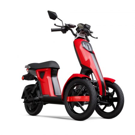 Ztech ZT-98 Doohan Itango electric tricycle