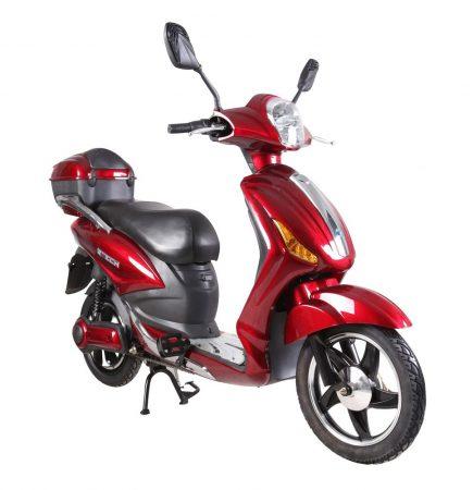 Ztech ZT-09 Classic + elektrisches Fahrrad, Roller 500W