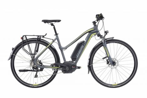 Gepida Alboin 1000 Alfine 8 Pedelec E-Bike Bosch grafit