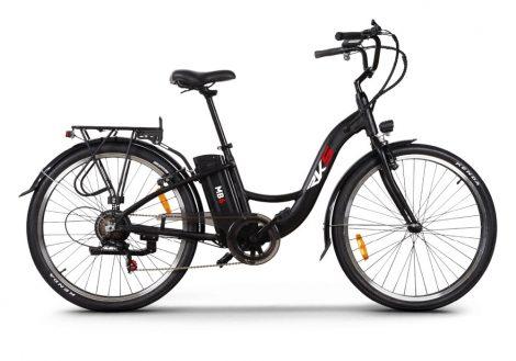 RKS MB6 elektromos kerékpár aluminium váz