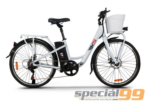 RKS XT2 Electric Bicycle Lithium-Ion