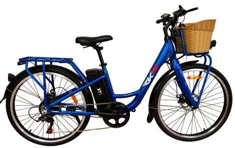 RKS XT2 elektromos kerékpár Litium-Ion